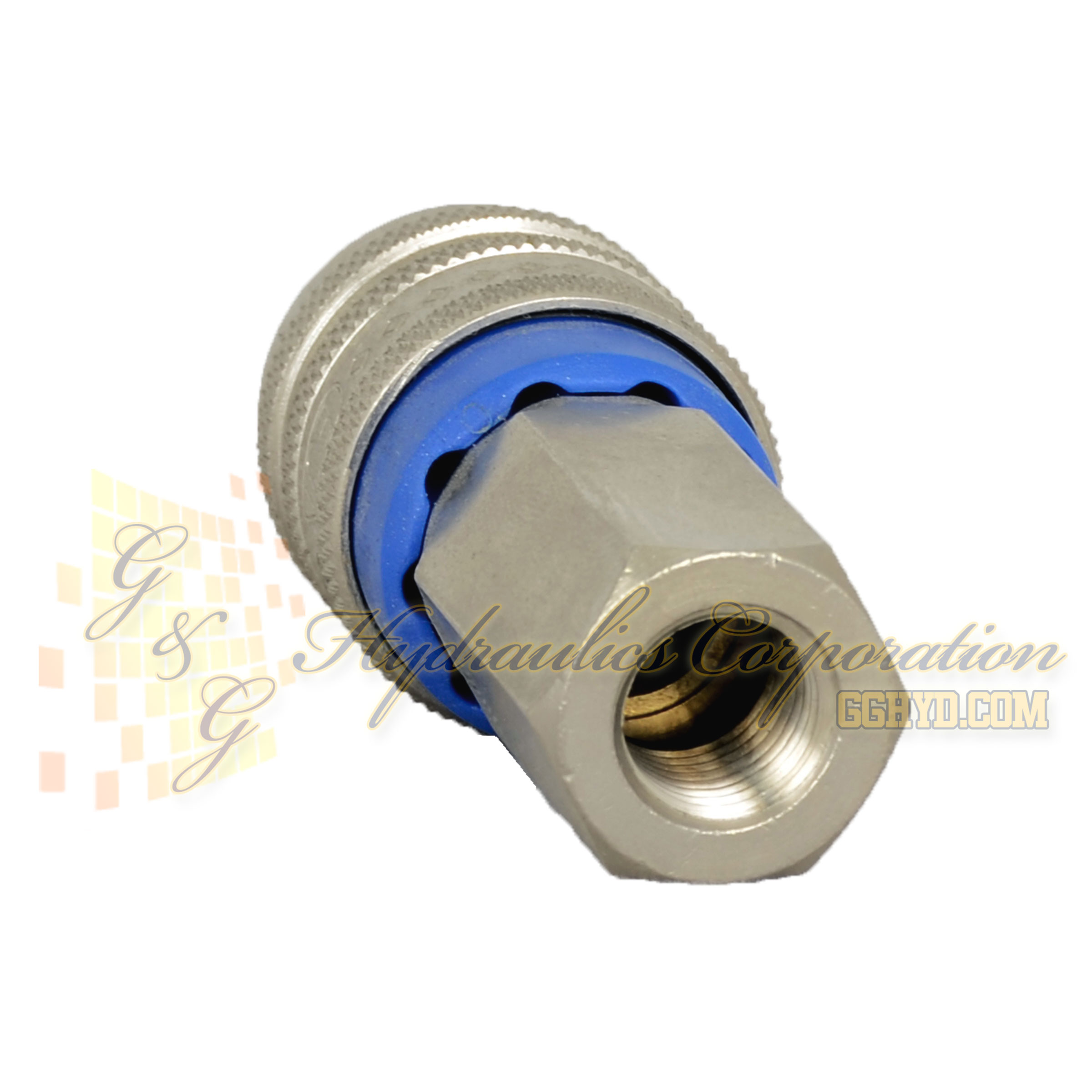 "10-310-3402 CEJN Quick Disconnect Coupler, 1/4"" NPT Female Threads, 232 PSI (16 bar)"