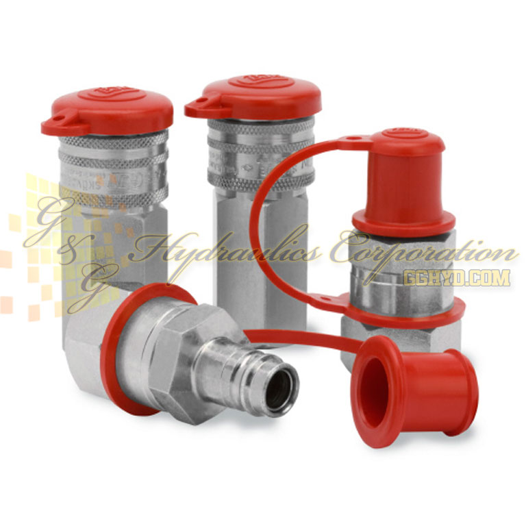 "10-415-1205 CEJN Couplings Female Thread G 1/2"" Connection"