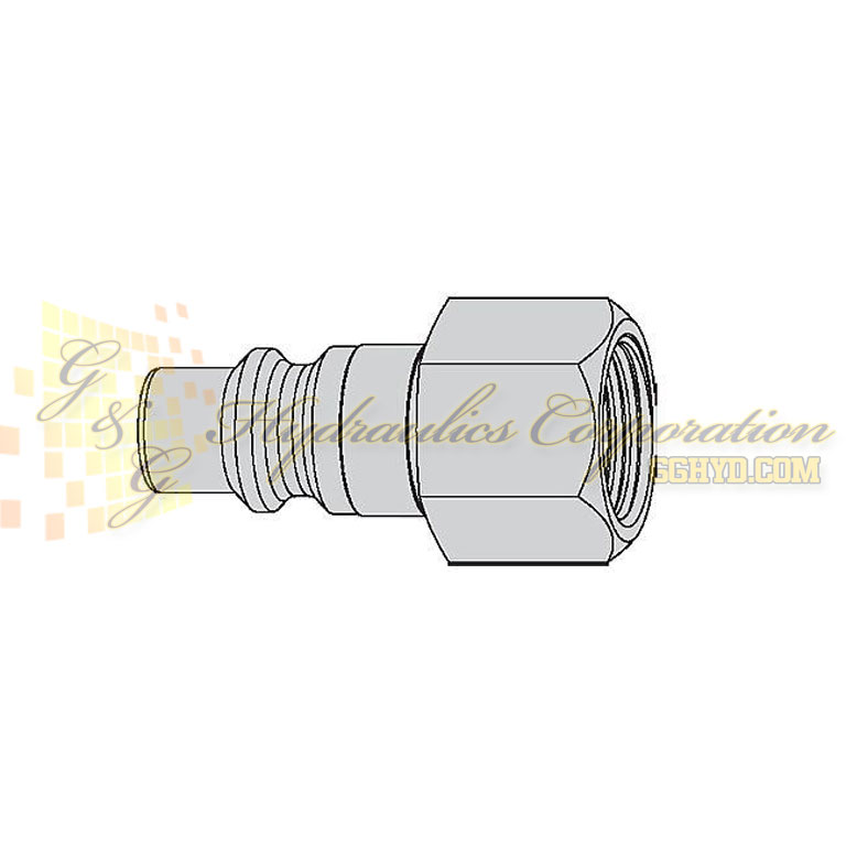 "10-430-5405 CEJN Quick Disconnect Nipple, 1/2"" FeMale NPT Connection, 232 PSI (16 bar)"