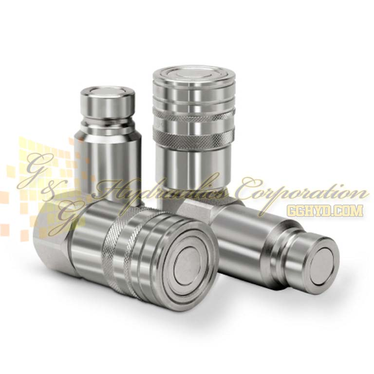 "10-566-1217 CEJN Series 565, DN 12.5 Steel Couplings Female Thread G 3/4"" (BSP) Connection"