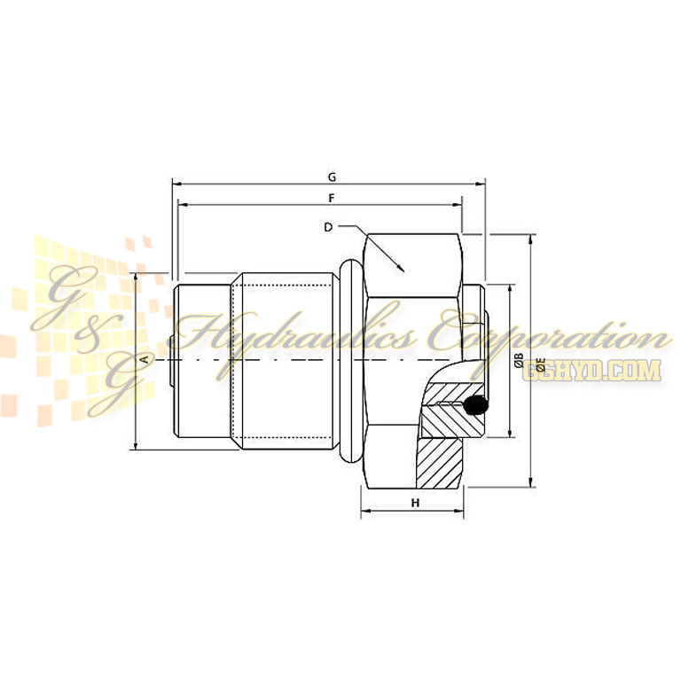 10-971-1586-CEJN-Quick-Disconnect-Coupling,-Female-Thread-M20x1.5-Connection,-145-PSI-10-bar-1
