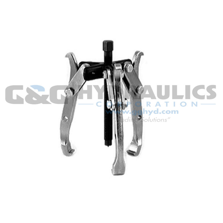 1027 SPX Power Team Long 2/3-Jaw;Pullers (Mechanical) (Reversible Jaws) 5T UPC #662536007733