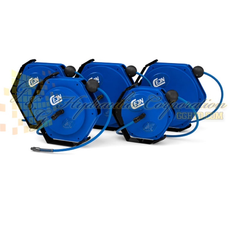 19-911-5021 CEJN Compressed Air 7m Hose Reels, 232 PSI (16 bar)