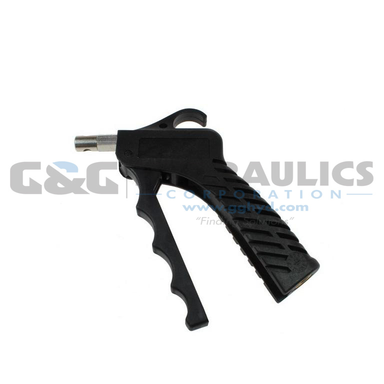 771-SB Coilhose Variable Control Pistol Grip Blow Gun with Safety Booster Tip UPC #029292924184