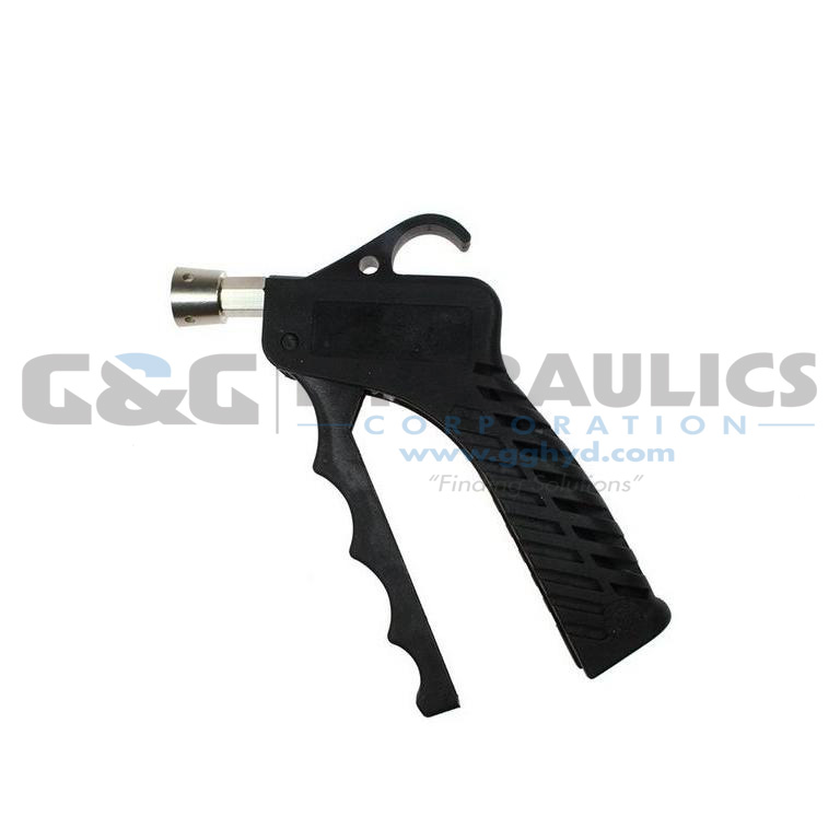 771-SS Coilhose Variable Control Pistol Grip Blow Gun with Safety Shield Tip UPC #029292924177