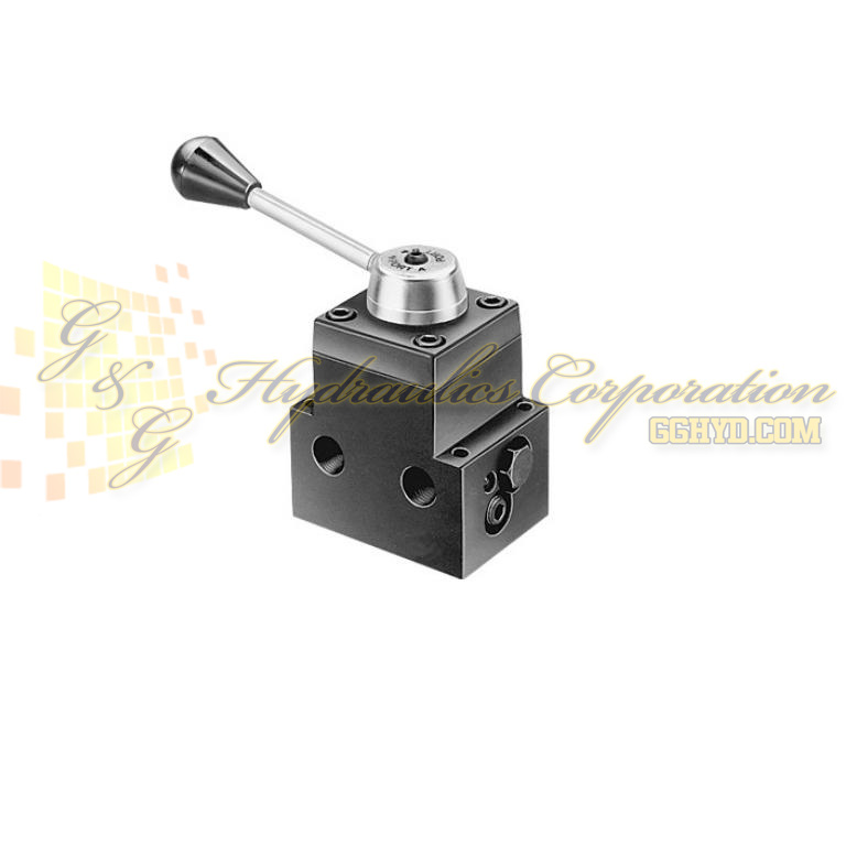 9506 SPX Power Team 4-Way, 3-Position (Tandem Center) Valve With Posi-Check UPC #662536127547