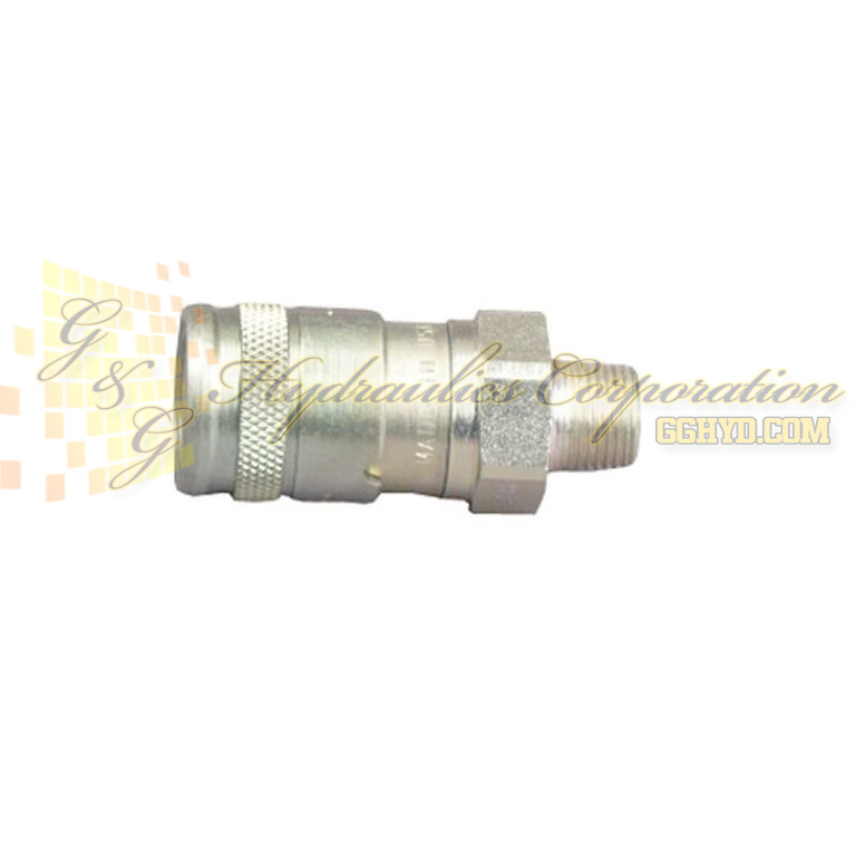 9792 SPX Power Team Standard Half Quick Couplers Female (Cylinder) UPC #662536181976