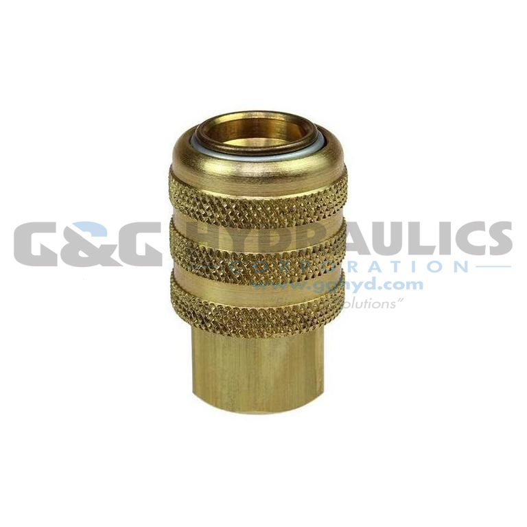 "CH15A Coilhose Open Lock-On Chuck, 1/4"" FPT UPC #029292317597"