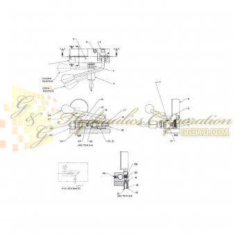 11946 SPX Power Team Fitting Plug 3/4-16 M ORB UPC #662536037587