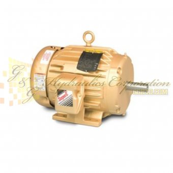 EM2394T Baldor Three Phase, Totally Enclosed, Foot Mounted 15HP, 3520RPM, 254T Frame UPC #781568102947