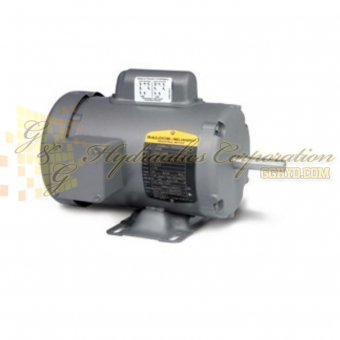 L3405 Baldor Single Phase Enclosed Foot Mounted 1/3HP, 3450RPM, 48 Frame UPC #781568100134