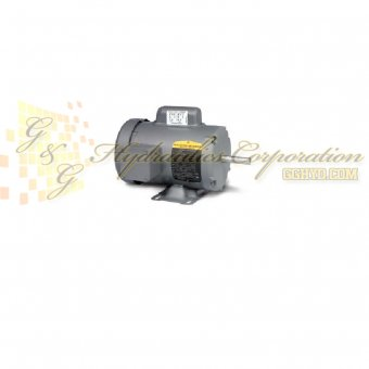 L3515M Baldor Single Phase Enclosured Foot Mounted 2HP, 3450RPM, 56/56H Frame UPC #781568100646