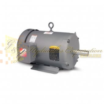 M3452 Baldor Three Phase, Totally Enclosed, Foot Mounted 1/6HP, 1140RPM, 48 Frame UPC #781568101766