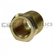 "B21208-DL Coilhose Reducer Bushing, 3/4"" MPT x 1/2"" FPT, Display UPC #029292920100"