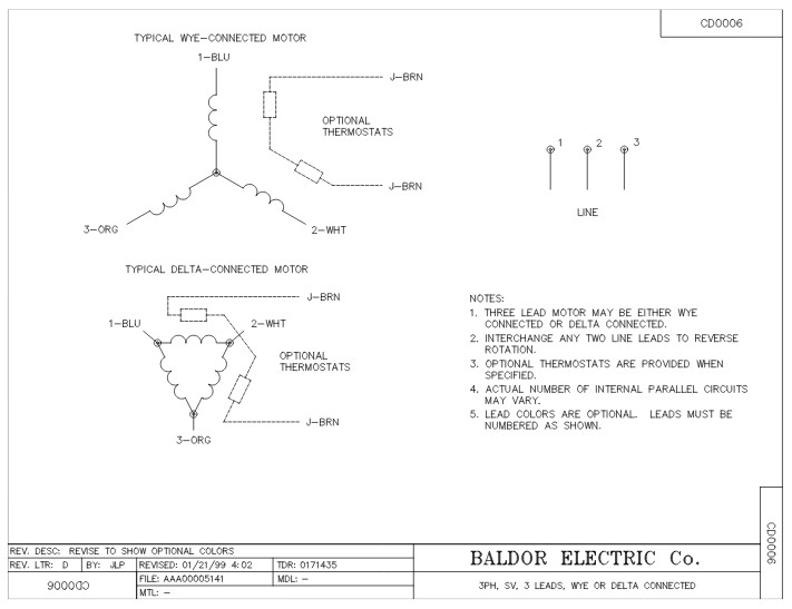 ecp3665t 4 baldor three phase totally enclosed foot mounted 5hp 1750rpm 184t frame upc 781568136607 4 wiring diagram for emerson electric desk fan type29668 no t61433  at highcare.asia