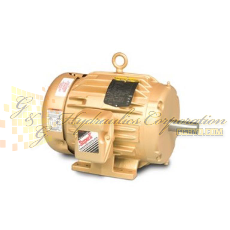 EM2276T Baldor Three Phase, Totally Enclosed, Foot Mounted 7 1/2HP, 1180RPM, 254T Frame UPC #781568102770