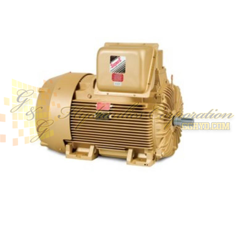 EM4410TS-4 Baldor Three Phase, Totally Enclosed, Foot Mounted 125HP, 1785RPM, 444TS Frame UPC #781568604540