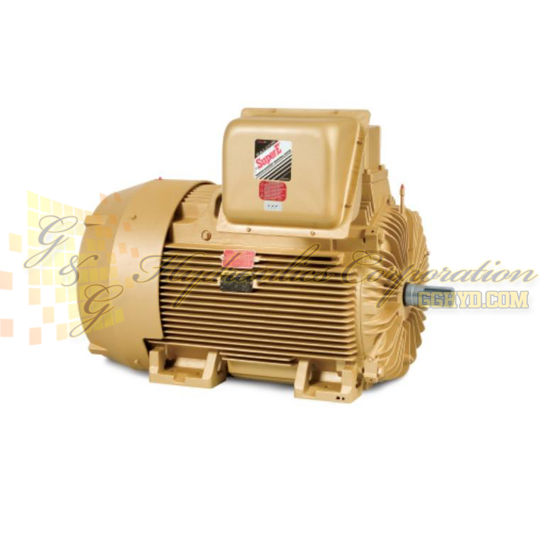 EM44302T-4 Baldor Three Phase, Totally Enclosed, Foot Mounted 300HP, 3570RPM, 449TS Frame UPC #781568815953