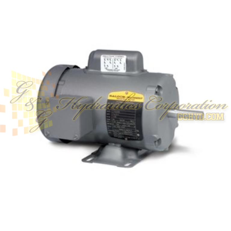 L3501 Baldor Single Phase Enclosed Foot Mounted 1/3HP, 1725RPM, 56 Frame UPC #781568100165