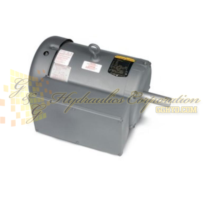 L3710T Baldor Single Phase Enclosured Foot Mounted 7 1/2HP, 1745RPM, 215T Frame UPC #781568100882