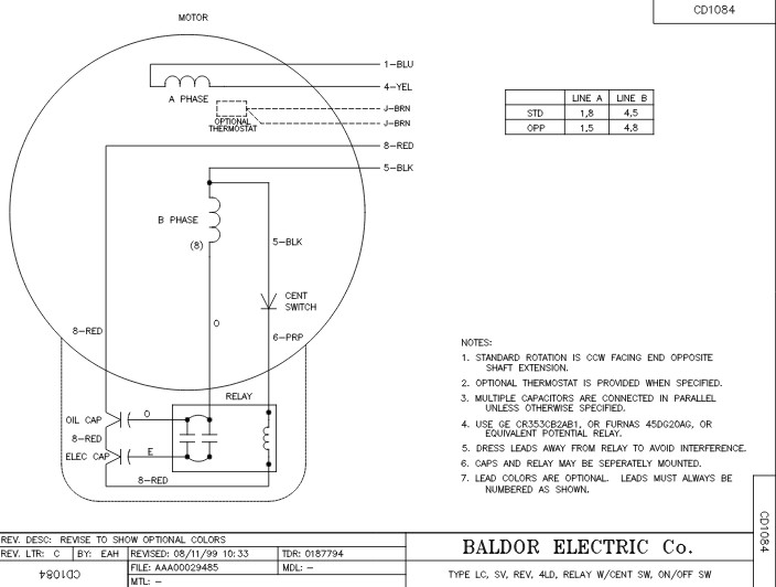 Baldor Hp Single Phase Volt Motor Wiring Diagram on single-phase motor reversing diagram, baldor connection diagram, baldor 220 volt wiring diagram,