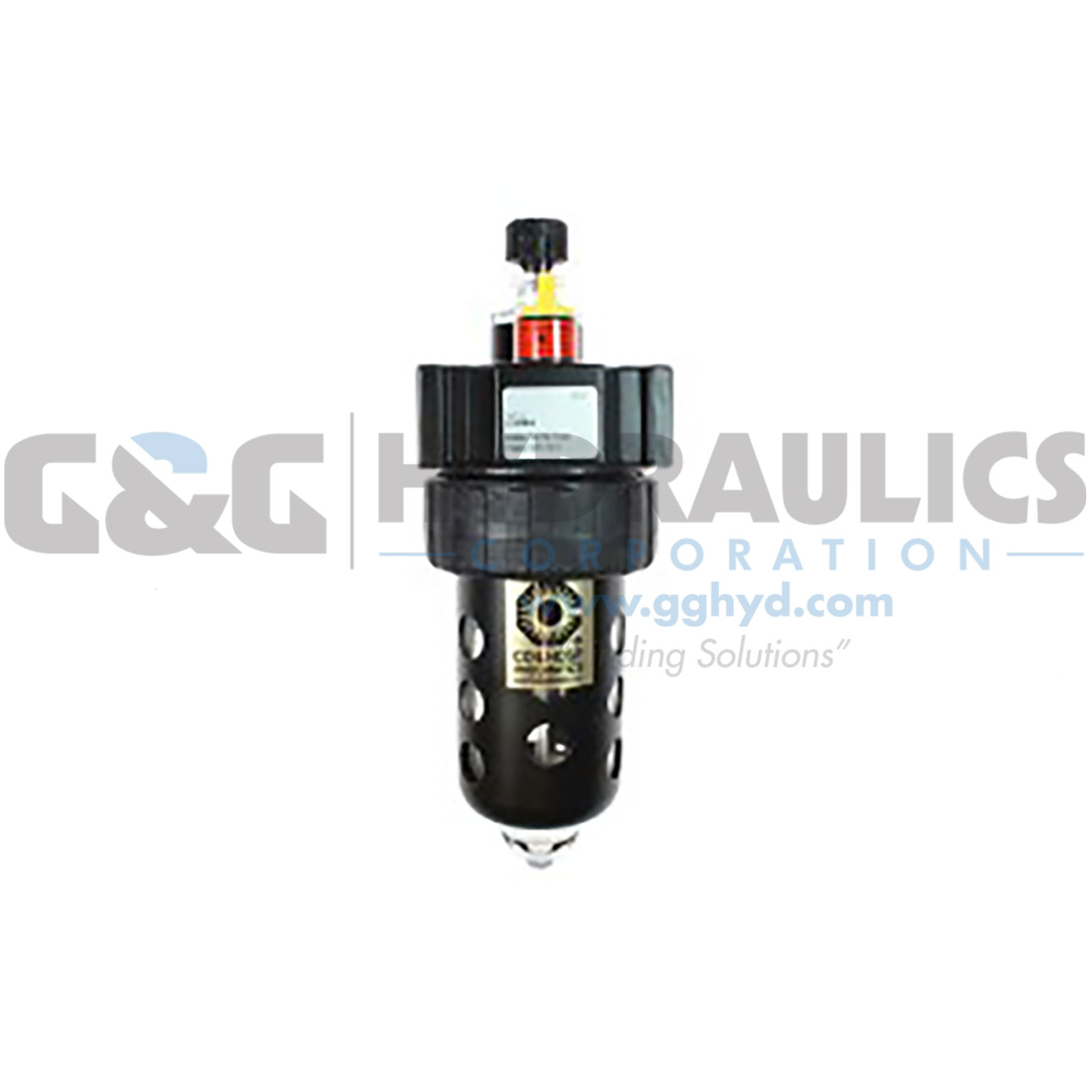L380BG Coilhose 38 General Purpose Lubricator with Bowl Guard UPC #029292179980