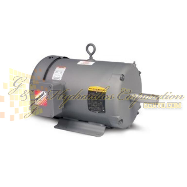 M3541 Baldor Three Phase, Totally Enclosed, Foot Mounted 3/4HP, 3450RPM, 56 Frame UPC #781568101957
