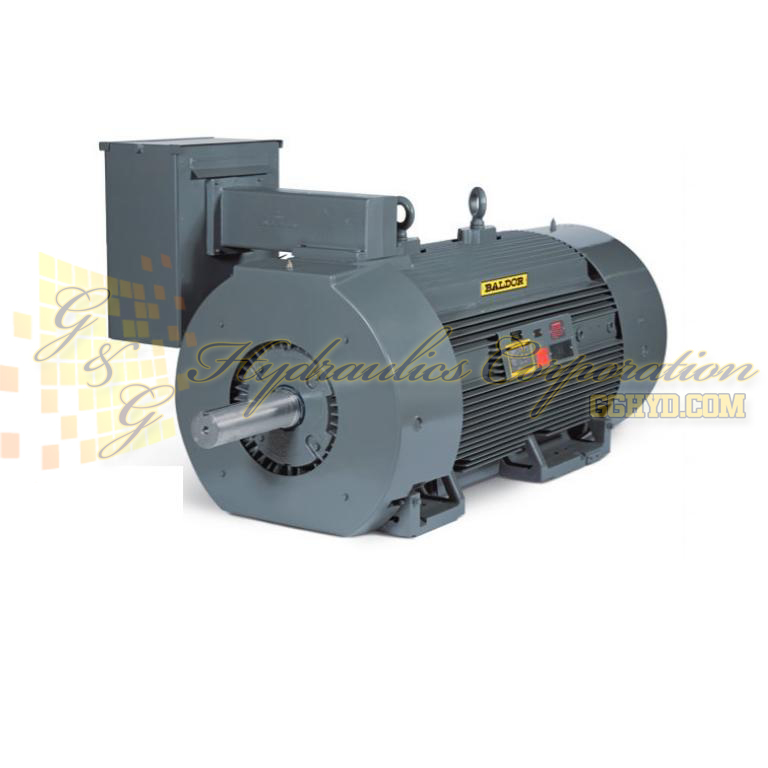 M50456L-4 Baldor Three Phase, Totally Enclosed, Foot Mounted 450HP, 1193RPM, 5012 Frame UPC #781568791561