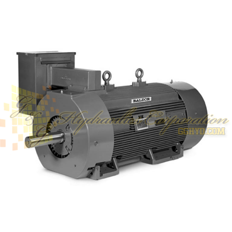 M50904L-4 Baldor Three Phase, Totally Enclosed, Foot Mounted 900HP, 1793RPM, 5012 Frame UPC #781568825853