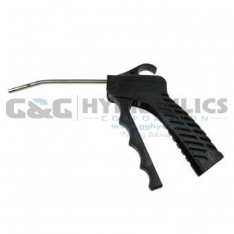 770-S Coilhose Variable Control Pistol Grip Blow Gun with Fixed Extended Safety Tip UPC #029292922715