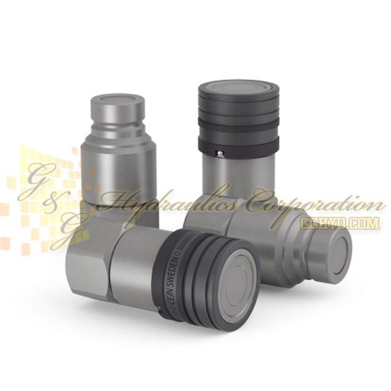 "10-665-6752 CEJN Series 665, Nipples Male Thread 1""-14 ORFS Bulkhead Connection"