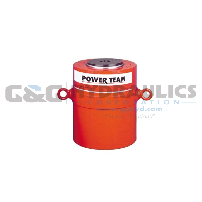 "R1002D SPX Power Team Cycle, 100 Ton, 2"" Stroke, Double Acting UPC #662536328500"