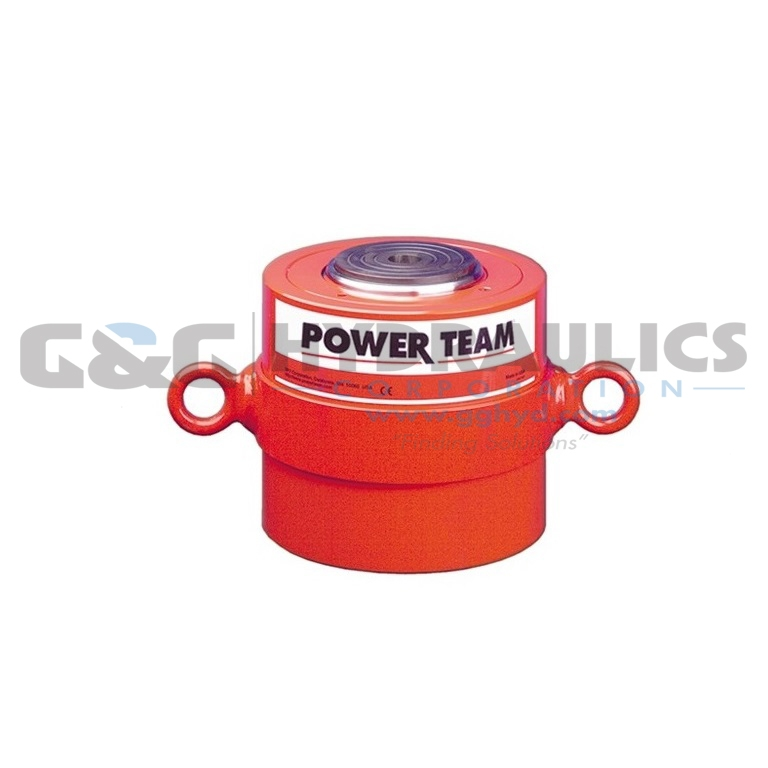 "R2006D SPX Power Team Cycle, 200 Ton, 6"" Stroke, Double Acting UPC #662536328579"