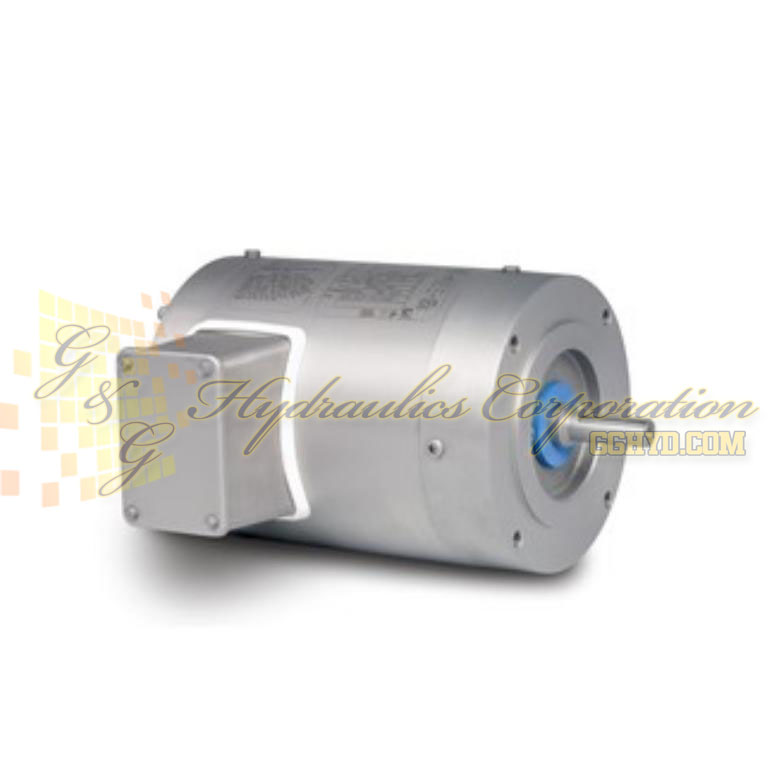 VSSWDM3541 Baldor Three Phase, Totally Enclosed, Footless, 3/4HP, 3450RPM, 56C Frame UPC #781568555538