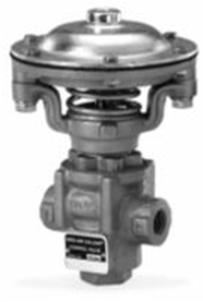 Hard Seated, 500 psi, 2- & 3-Way Valves