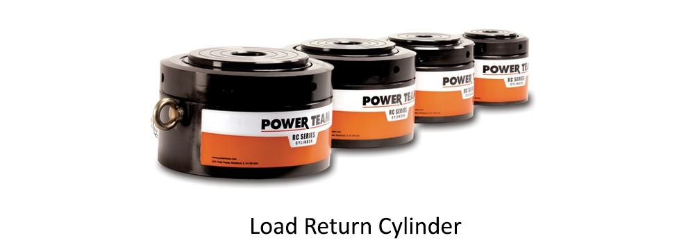 Load Return Hydrauic Cylinders
