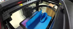 3D Printer Demo By G&G Hydraulics Corporation